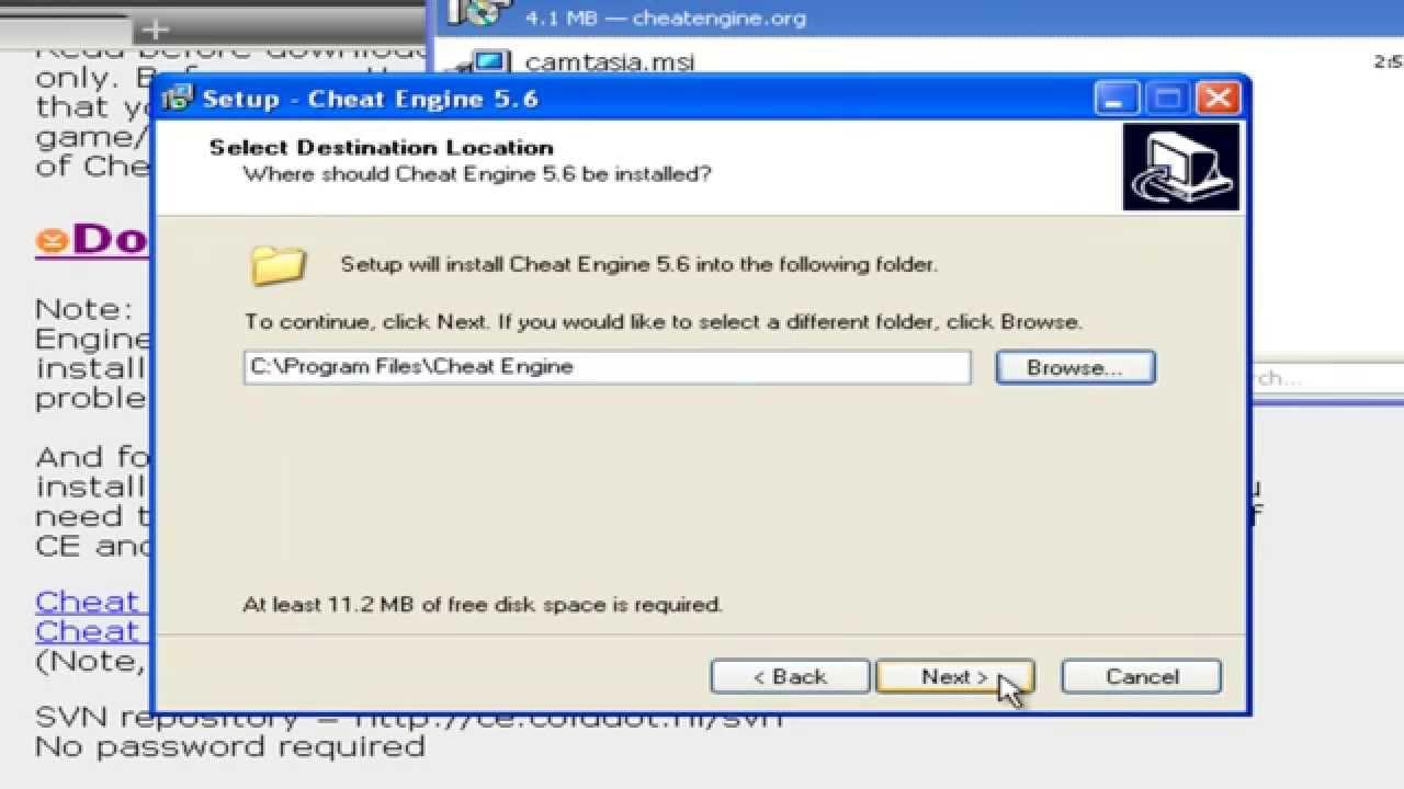 cheat engine 5 6 download full version