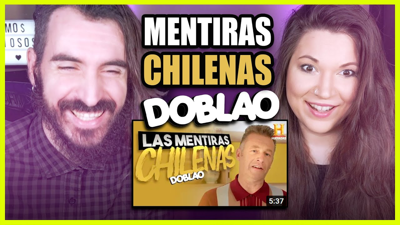 👉 Españoles REACCIONAN a MENTIRAS CHILENAS de DOBLAO | Somos Curiosos