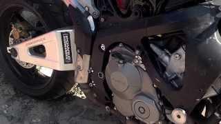 Honda CBR600RR МОТОР