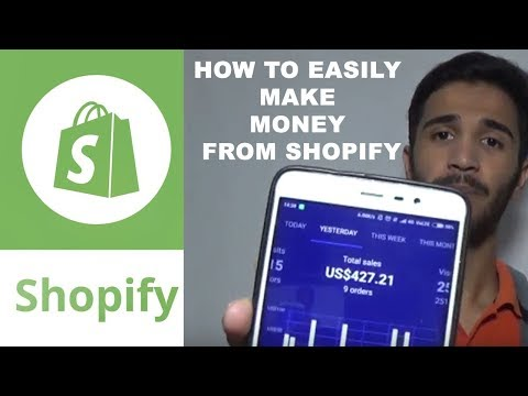 How i make 1000$ a day from Shopify in India at 17 years of age thumbnail