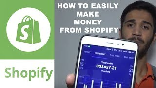 How i make 1000$ a day from Shopify in India at 17 years of ag…