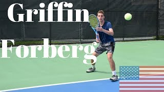 Griffin Forberg College Video 2018