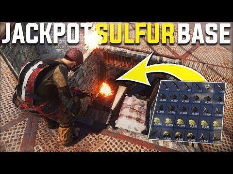 REVENGE RAIDING OUR NEIGHBOURS RICH BASE GAVE JACKPOT SULFUR PROFIT - Rust Survival Gameplay |S19-E5 thumbnail
