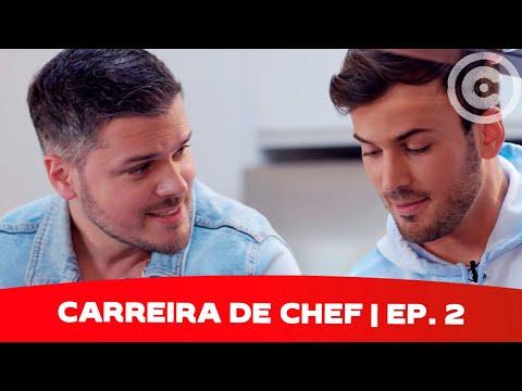 Carreira de Chef com MICKAEL CARREIRA e CHEF BÓIA | Episódio 2
