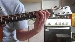 """,,Реквием по мечте """" на акустической гитаре"""