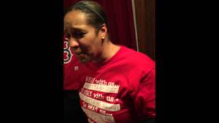 chris brown's biggest fan gets surprised with concert tickets