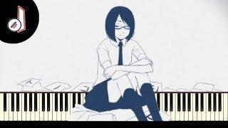 Torinoko City // トリノコシティ  Miku   40mp  | Synthesia Piano Tutorial