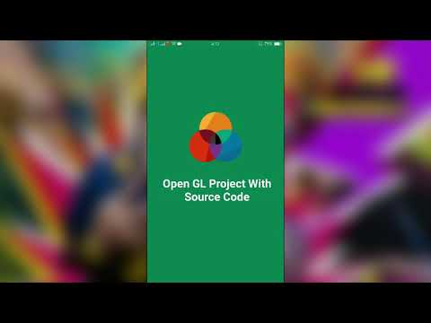 Open GL Project With Source Code - Apps on Google Play