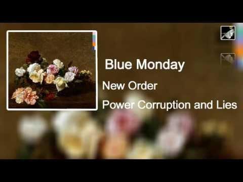Blue Monday with lyrics