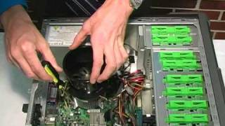 How to remove and install a computer Power Supply Unit (PSU)