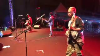 Video Tony Q Rastafara Konser Semarang 22 Juli 2017 download MP3, 3GP, MP4, WEBM, AVI, FLV Oktober 2017