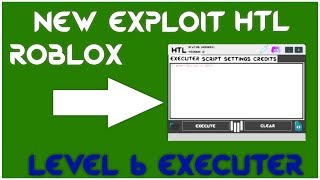 [ROBLOX] 🔥 HTL 🔥 New Exploit!! | Guest Login 😱 Full Lua Script Executor!! Level 6| [PATCHED]