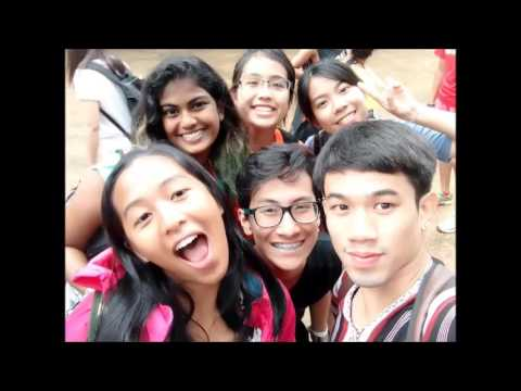 Thai student guide (ISO Laos 2016)