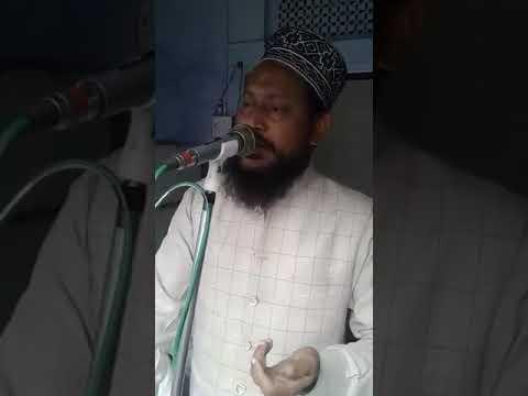 Babri masjid ki sahadat pe bht khubsurat naat..