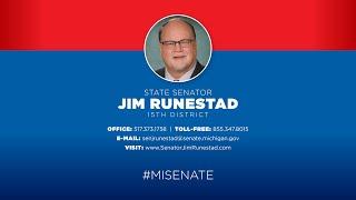 Sen. Runestad joins Let It Rip to discuss social media, CRT in education