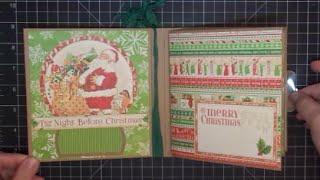 Altering Teresa Collins Flip Book for Tupelo Designs LLC
