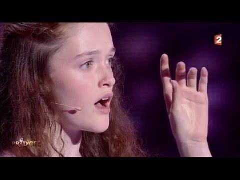 Madeleine chante « Lascia Ch'io Pianga » - Prodiges 3