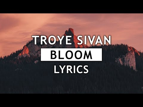 Troye Sivan - Bloom (Lyrics) 🌺