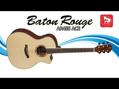 Электроакустическая гитара BATON ROUGE AR45S/ACE