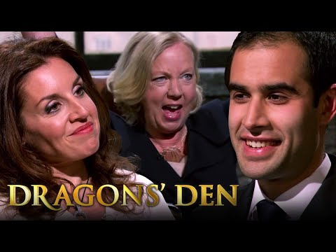 The Dragons Battle For a Stake in LastestFreeStuff.com   Dragon's Den