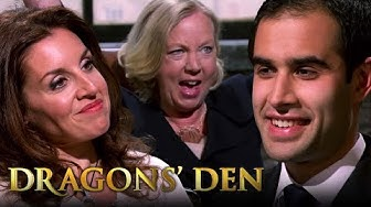 The Dragons Battle For a Stake in LastestFreeStuff.com | Dragon's Den