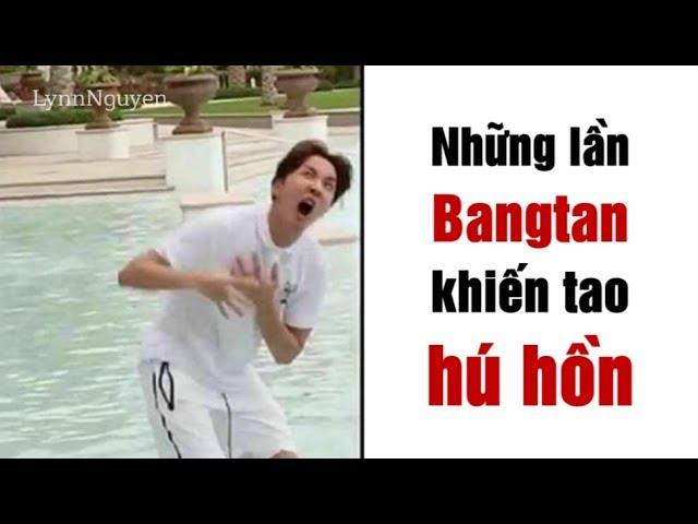 [J4F] Những lần Bangtan khiến tao hú hồn =))