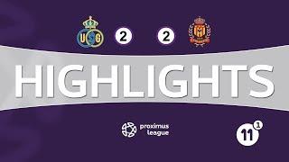 Highlights NL / Union Saint Gilloise - KV Mechelen (09/09/2018)