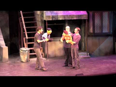 The Money Song- Avenue Q at Smithtown PAC
