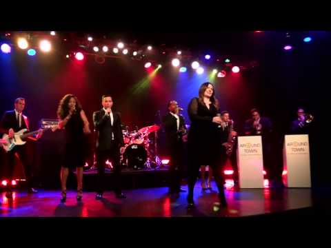 Best New York City Wedding Bands Music band NYC NY CT NJ - Around Town Entertainment -Altitude Band