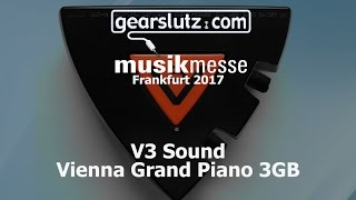 V3 Sound Vienna Grand Piano 3GB - Gearslutz @ Musikmesse 2017