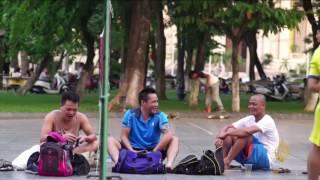 هذا الصباح -الرياضة طقس يومي لسكان هانوي