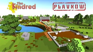 PlayNow: The Kindred (Alpha) | PC Gameplay (Creative Sandbox Game)