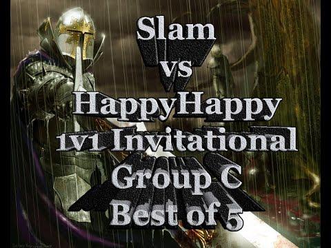 Arabia 1v1 Invitational Slam vs HappyHappy, Group C BO5