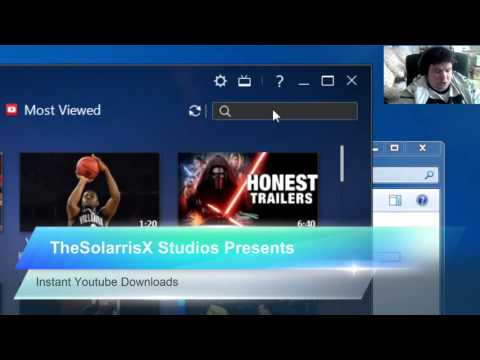 Instant Youtube Downloads using PowerDvD and Youtube Downloader
