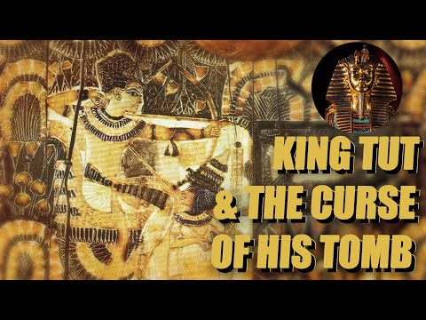 How much do you know about king Tut of Egypt ?? And The Curse of his Tomb !! 4K