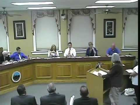 Georgetown City Council Meeting October 13, 2014