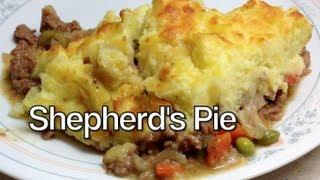 Shepherds Pie Video Recipe Cheekyricho