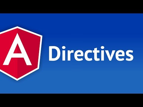 Directives in Angular Applications