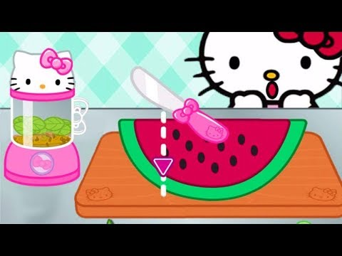 Permainan Game Anak Masak Masakan - Hello Kitty Lunch Box