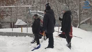 В Пензе прошел турнир по хоккею среди дворовых команд