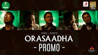 7Up Madras Gig Orasaadha Promo Vivek - Mervin.mp3