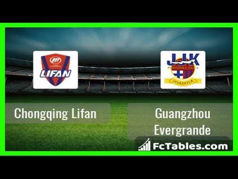 Breaking News | Guangzhou evergrand draw against chongqing lifan 2-2