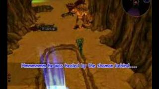 DUNGEON RUNNERS - Killing a Hero