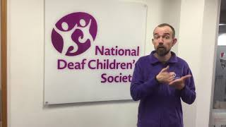 Help the Welsh Government improve social services for deaf children, young people and their families