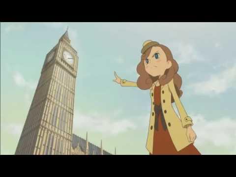 Save Lady Layton 2016/7/27 Trailer [English Sub] Pics