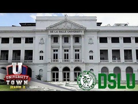 De La Salle University | University Town | August 13, 2017