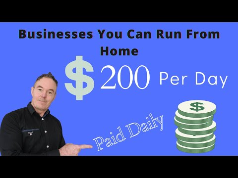 businesses you can run from home most successful small business ideas
