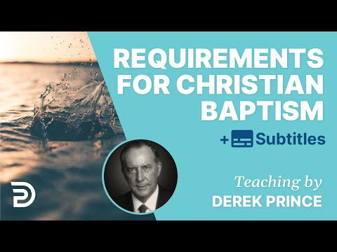 Do This And You'll Certainly Receive The Holy Spirit | Derek Prince
