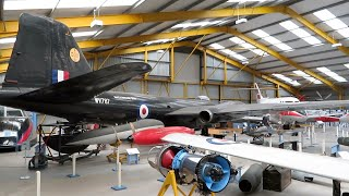 Newark Air Museum Hangar 2  England - 2018