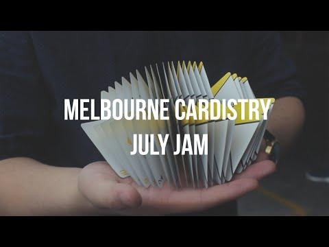 Melbourne Cardistry Jam | July 2016